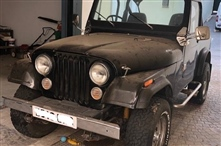 Used Jeep CJ7