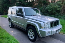 Used Jeep Commander