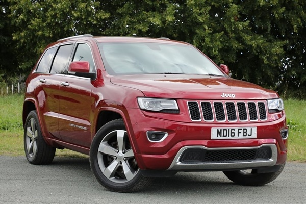Large image for the Used Jeep Grand Cherokee