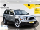 Used Jeep Patriot