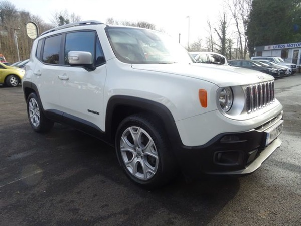 Large image for the Jeep Renegade