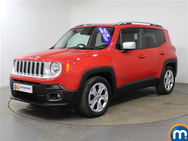 Large image for the Used Jeep Renegade