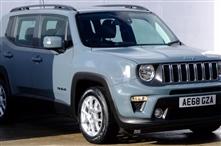 Used Jeep Renegade