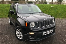 Used Jeep Renegade