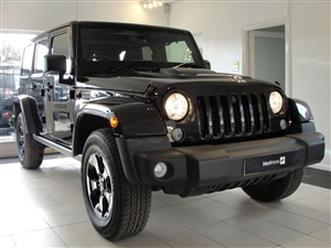 Large image for the Used Jeep WRANGLER