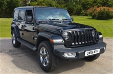 Used Jeep Wrangler