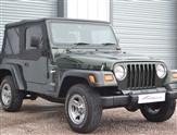 Used Jeep Wrangler