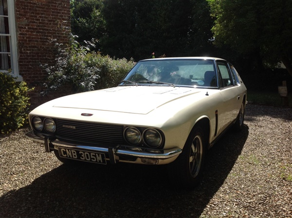 Large image for the Used Jensen Interceptor