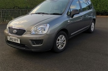 Used Kia Carens
