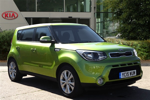 Large image for the Kia Soul
