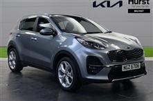 Used Kia Sportage