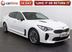 Large image for the Used Kia STINGER
