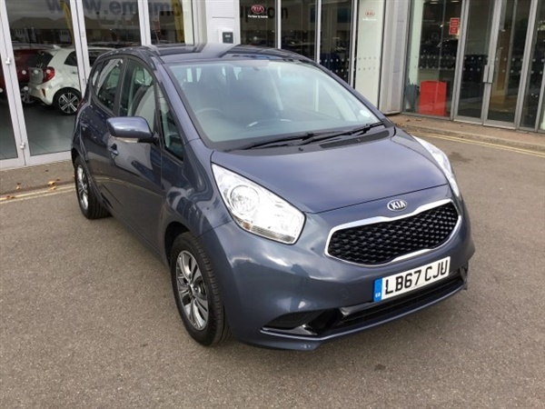 Large image for the Kia Venga