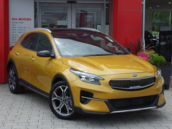 Large image for the Used Kia Xceed