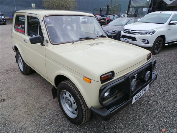 Large image for the Used Lada Niva