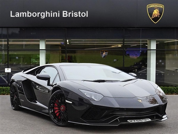 Large image for the Lamborghini Aventador