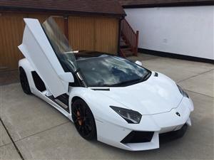 Large image for the Used Lamborghini Aventador
