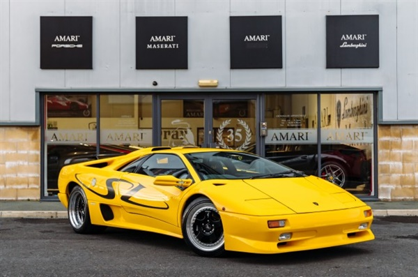 Large image for the Lamborghini DIABLO