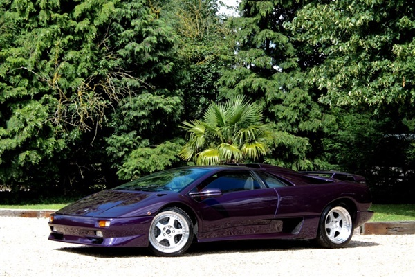 Large image for the Lamborghini Diablo