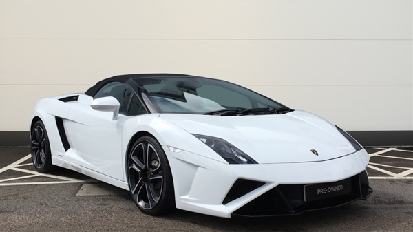 Large image for the Lamborghini Gallardo