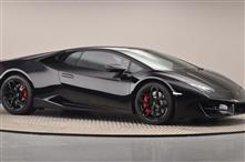 Used Lamborghini Huracan
