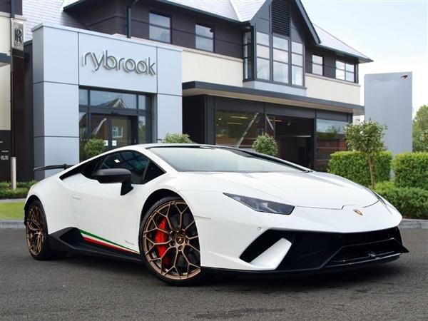 Large image for the Lamborghini HURACAN