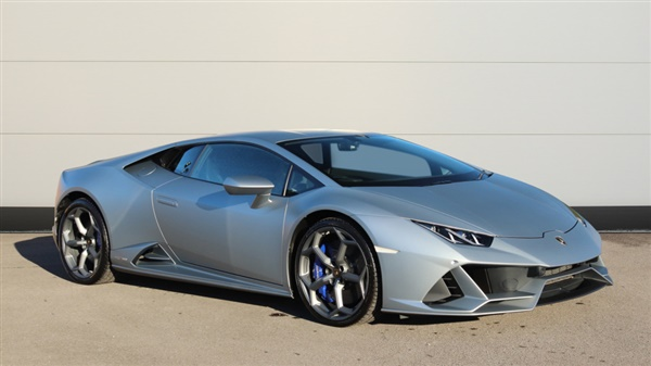 Large image for the Lamborghini HURACAN
