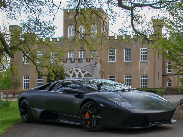 Large image for the Lamborghini Murcielago