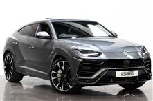 Used Lamborghini Urus