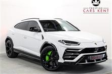 Used Lamborghini Urus Cars For Sale Autovillage Uk
