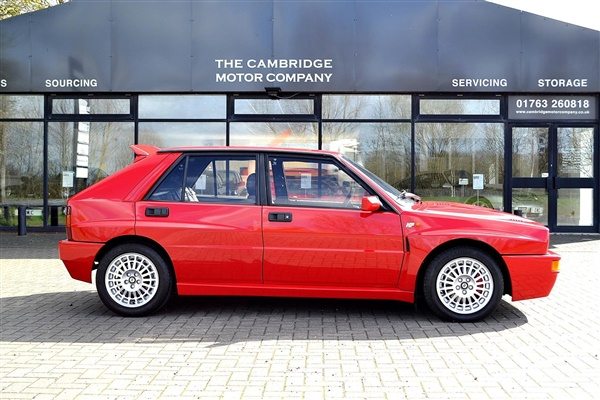 Large image for the Lancia DELTA