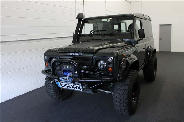 Large image for the Land Rover Defender 90