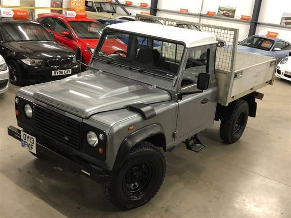 Large image for the Land Rover Defender 110