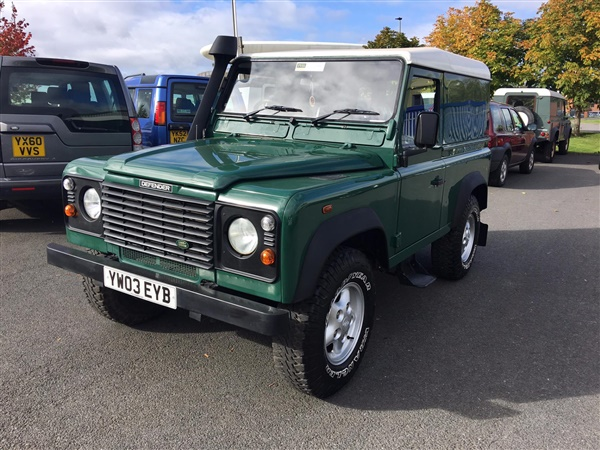 Large image for the Used Land Rover Defender