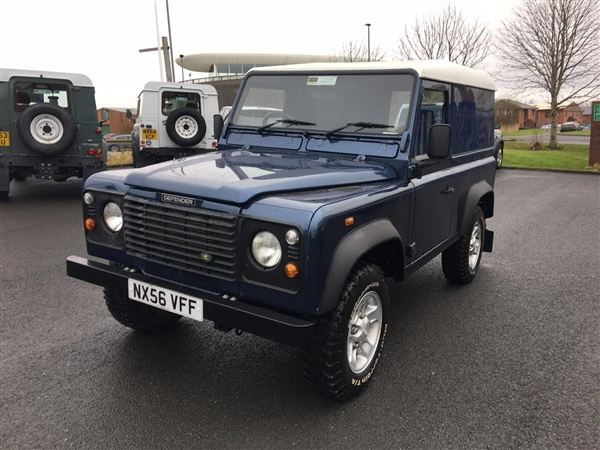 Large image for the Land Rover Defender