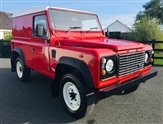 Used Land Rover Defender