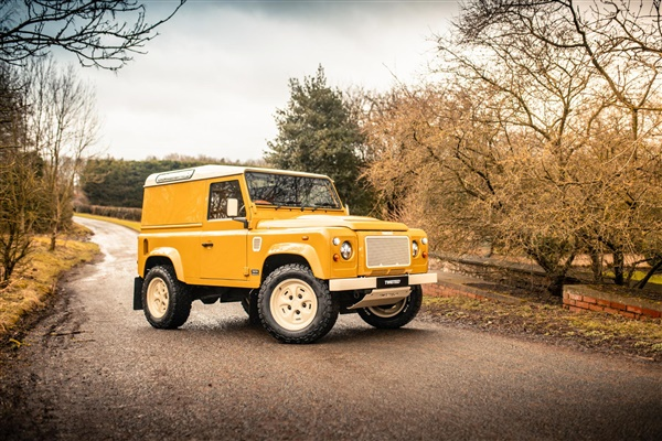Large image for the Used Land Rover Defender 90