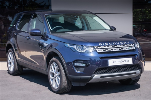 Large image for the Used Land Rover Discovery Sport