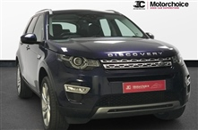 Used Land Rover Discovery Sport