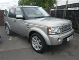 Used Land Rover Discovery