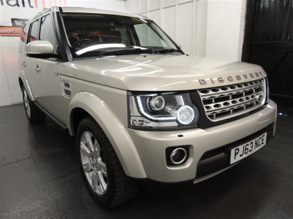 Large image for the Used Land Rover Discovery 4