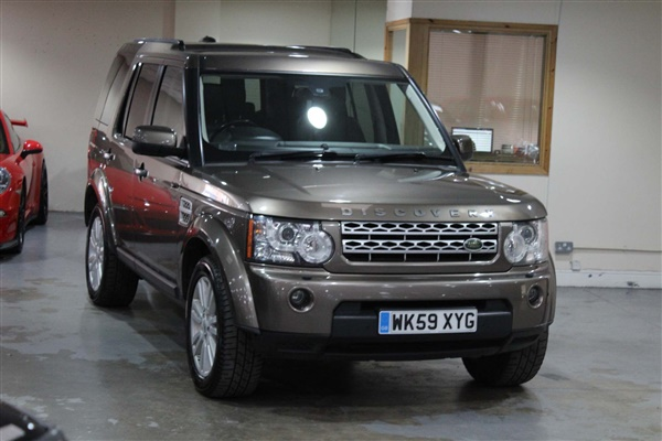 Large image for the Land Rover Discovery 4