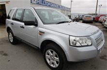 Used Land Rover Freelander