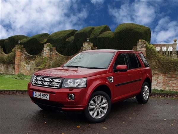 Large image for the Land Rover Freelander 2