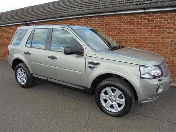 Large image for the Used Land Rover Freelander 2