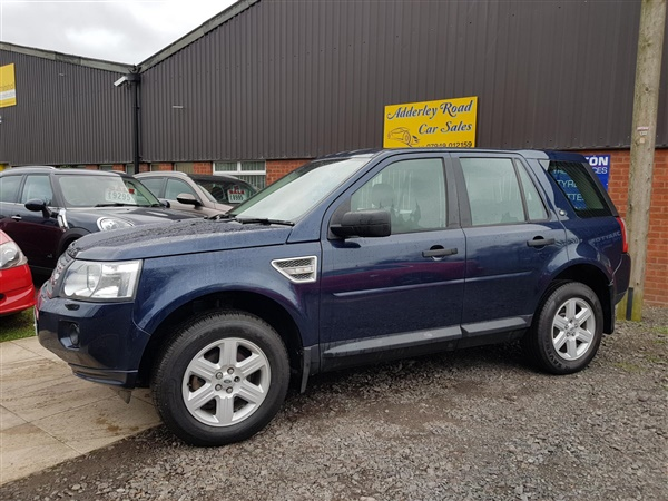 Large image for the Land Rover Freelander