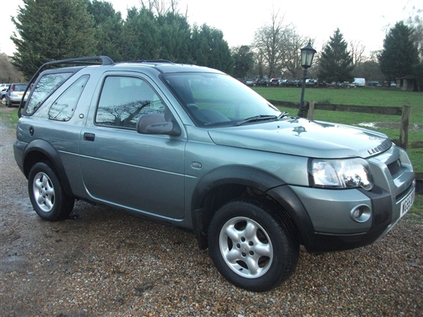 Large image for the Land Rover Freelander