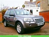 Used Land Rover Freelander