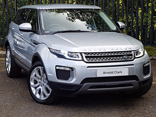 used 2015 diesel land rover range rover evoque in silver. Black Bedroom Furniture Sets. Home Design Ideas
