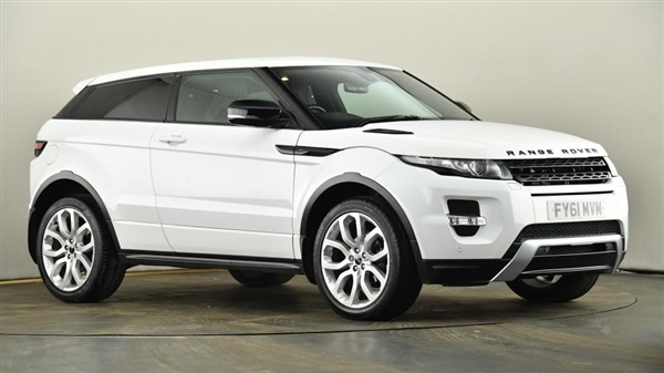 Large image for the Land Rover Range Rover Evoque